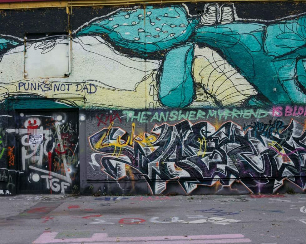 Graffiti-Schutz